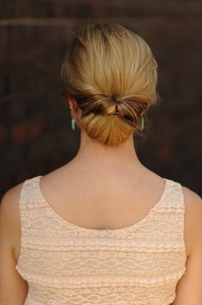 easy & cute wedding hairstyles