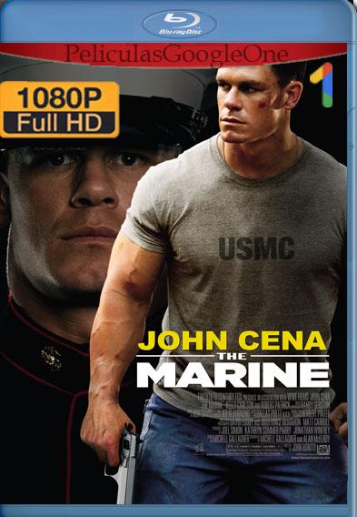 The Marine (2006) [1080p BRrip] [Latino-Inglés] [LaPipiotaHD]