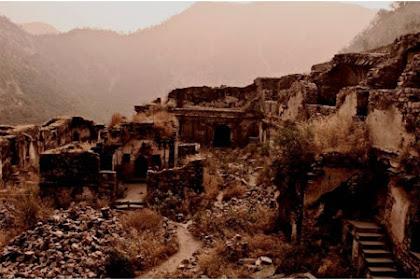 Kota Hantu Bhangarh dan Kutukan Orang Suci