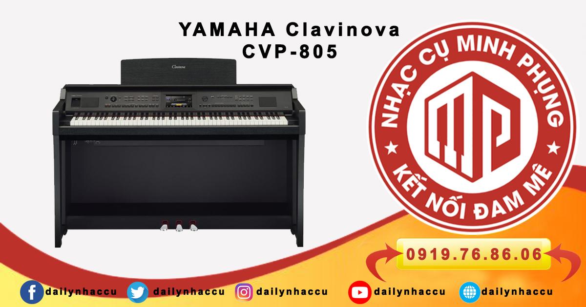 Yamaha CVP-805 piano điện Yamaha Clavinova