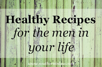 Healthy Recipes for Men
