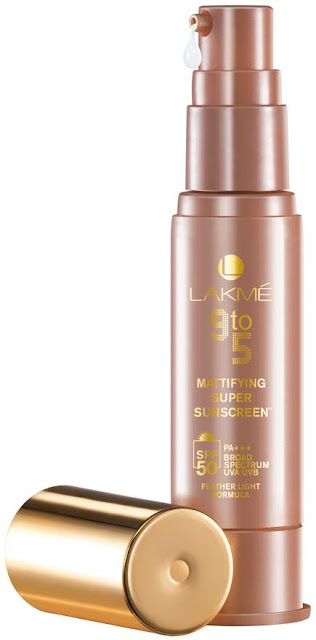 Top 5 Sunscreen Cream/ Lotion For Oily skin