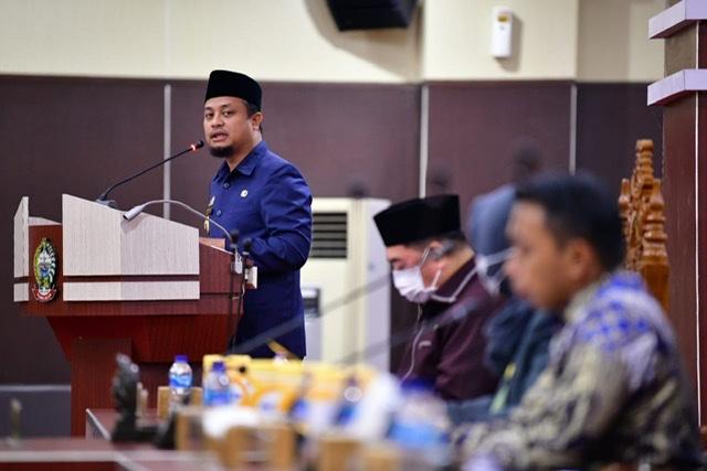 Plt Gubernur Sulsel Minta OPD Perhatikan Rekomendasi dan Saran DPRD