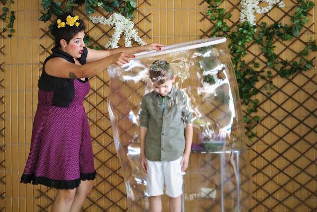 Show circense para evento de dia das crianças do Colegio Dom Bosco Americana SP.