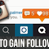 Instagram Follower Gain