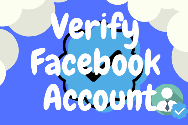 Verify Facebook Account