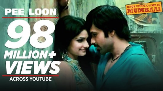 Pee Loon Lyrics Once Upon A Time In Mumbai | Emraan Hashmi X Prachi