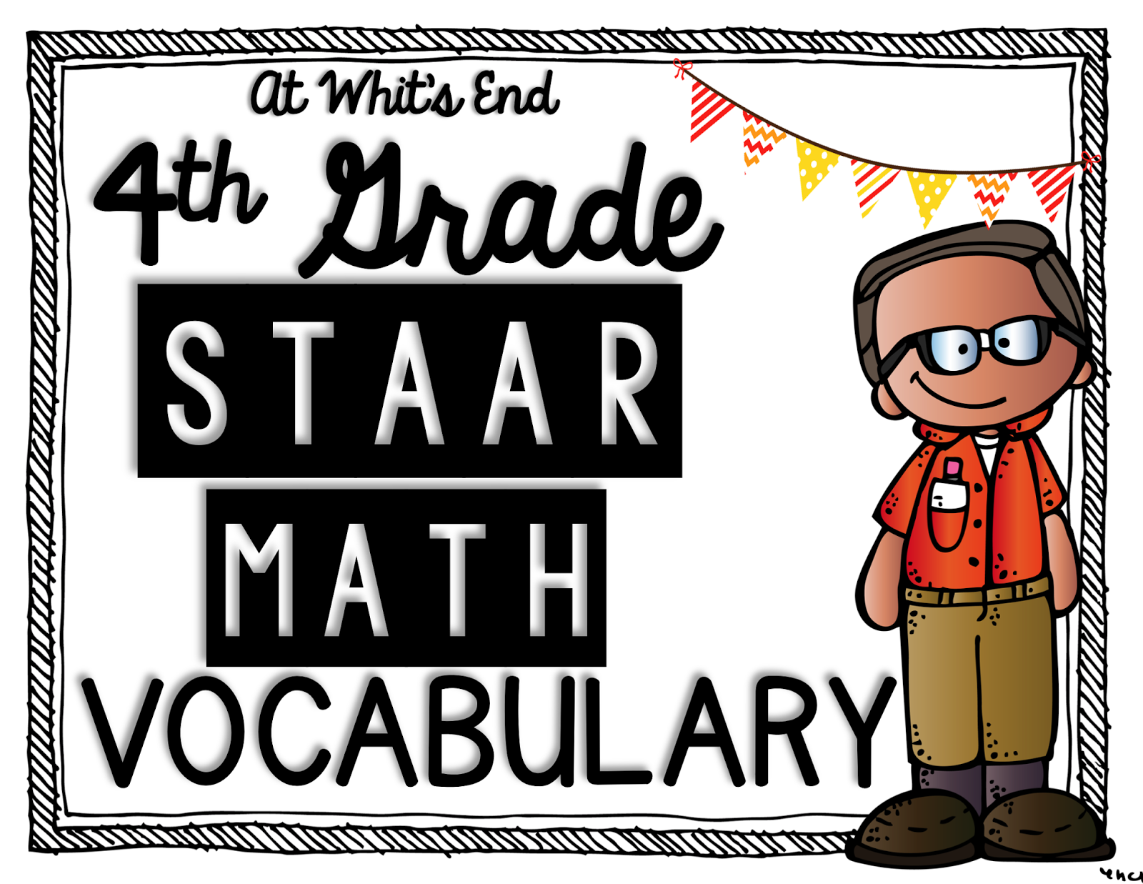 Math And Reading Staar Vocabulary