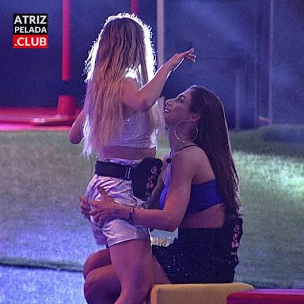 Gabi Martins BATENDO SIRIRICA no Big Brother Brasil 20