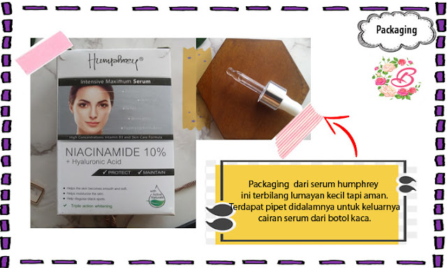 Packaging Humphrey Skincare