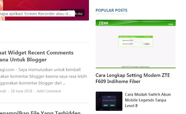 Cara Mempebaiki Thumbnail Popular Post Agar SEO