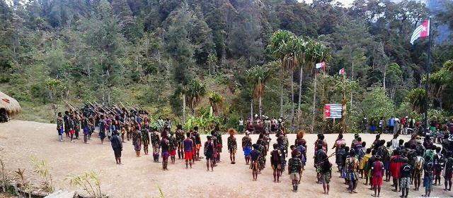 5 Hal ini Yang Mendukung Tentara Pembebasan Nasional Papua