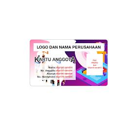 Cetak Kartu Blangko PVC <del>Rp 4.000</del> <price>Rp 3.000</price> <code>IDC008</code>