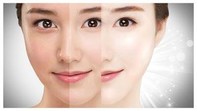 Masque visage pour éclaircir le teint naturellement et rapidement