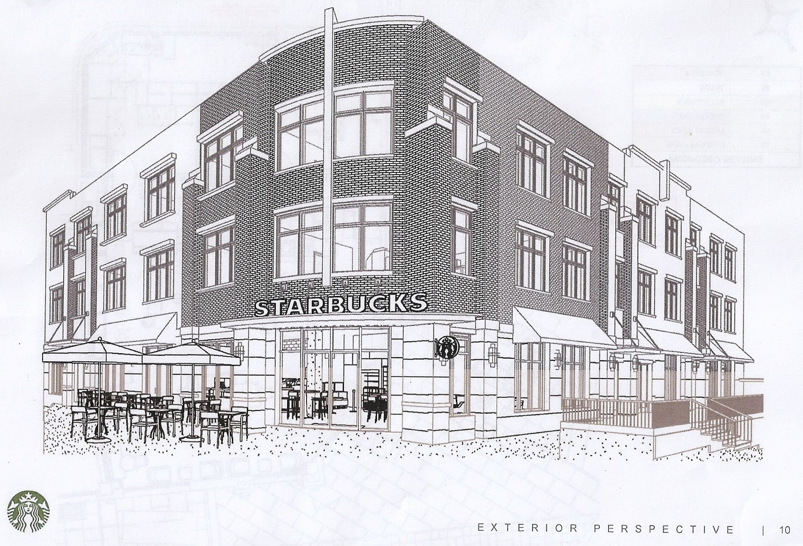 Maplewoodian.com: WHAT THE POST OFFICE PROJECT STARBUCKS WILL BRING