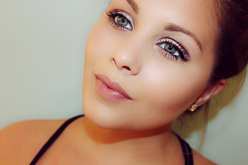 Without The Appearance Of Liner: 3 Ways To Work Your Naked3 Palette From Day To Night (and