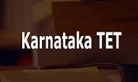 Karnataka TET