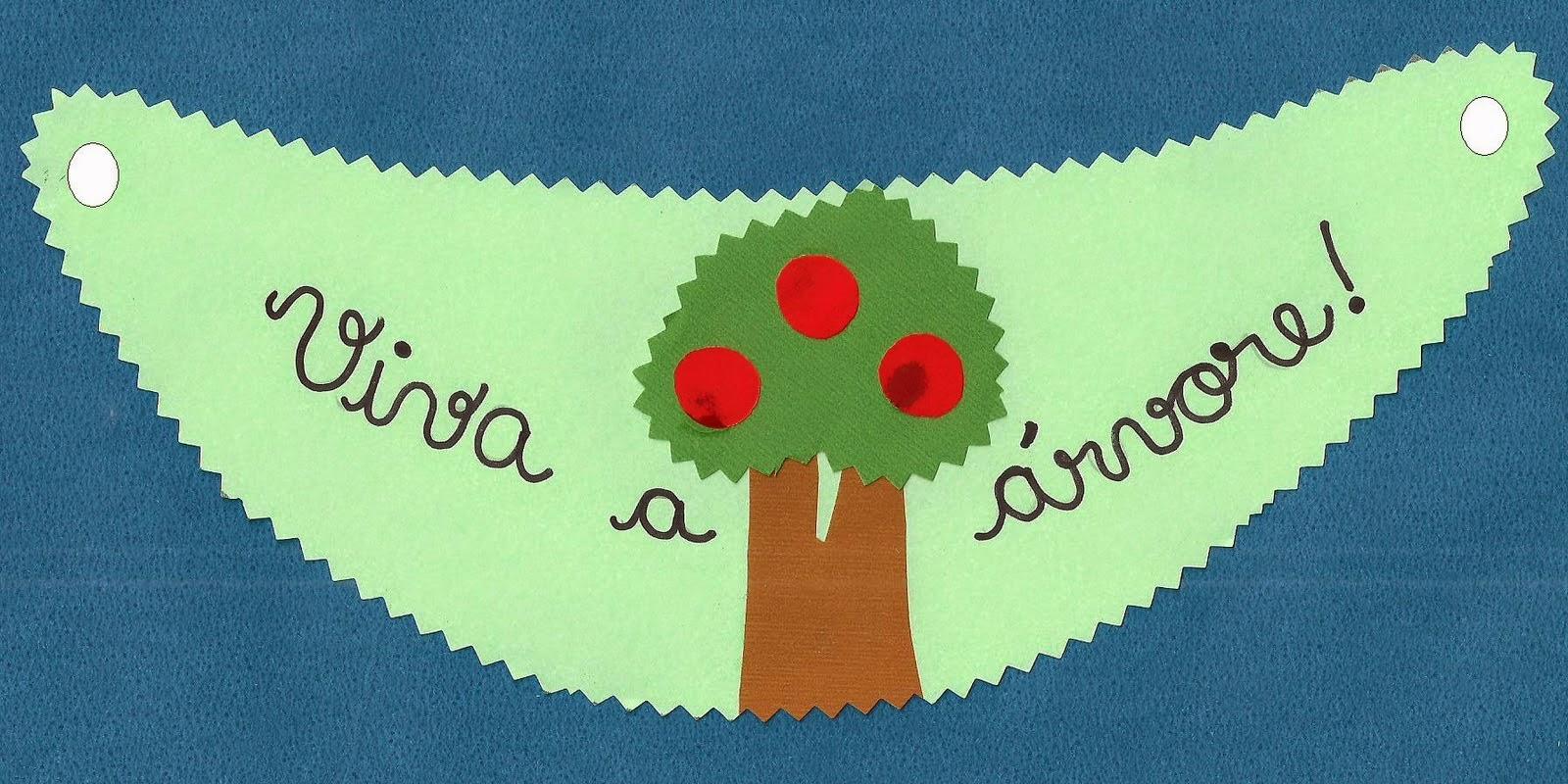 Imagens De Arvore Para Imprimir: Notícias Ponto Com : Dia Da árvore: Viseiras Para Imprimir