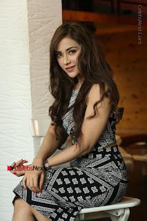 Telugu Actress Angela Krislinzki Latest Pos in Short Dress  0095.JPG