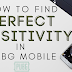 How to make your own PUBG Mobile Perfect SENSITIVITY SETTINGS
