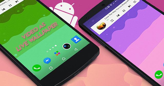 Buat Live Wallpaper Video di Android