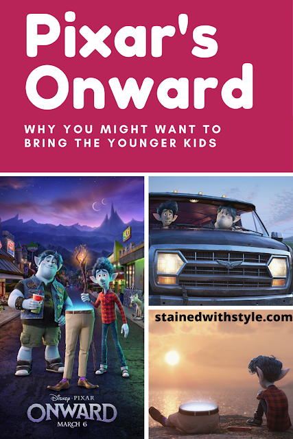 Pixar's Onward: why you might not want to bring the little kids