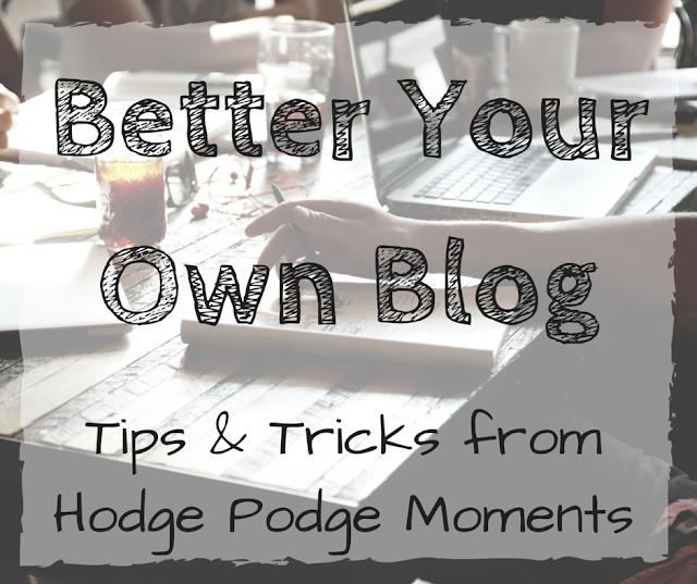 Better Your Own Blog: Getting Ideas