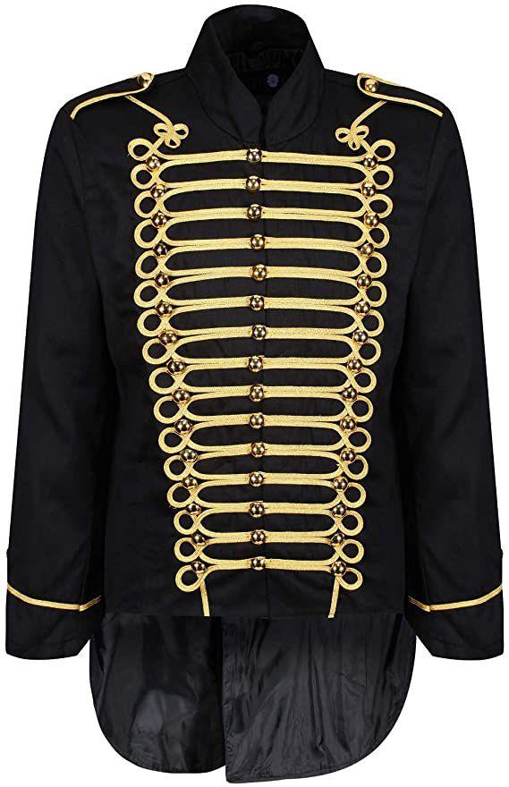 Dandy rock tailcoat