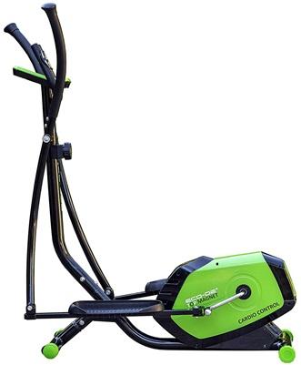 ECO-DE Top Magnet Bike: bicicleta elíptica con panel digital de control multifunción