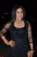Sakshi Agarwal looks stunning in all black gown at 64th Jio Filmfare Awards South ~  Exclusive 061.JPG