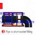 Jual Mesin Las Pipa HDPE | Fitting HDPE