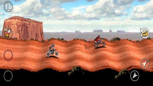 أفضل لعبة سباق الدراجات النارية للاندرويد
