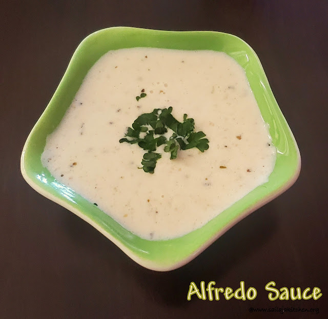 images of Alfredo Sauce / Homemade Alfredo Sauce - How to Make Easy Alfredo Sauce