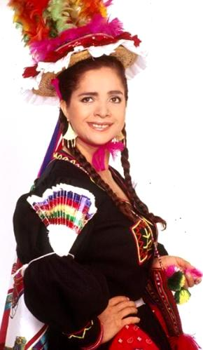 Foto de Victoria de Ayacucho más jovencita