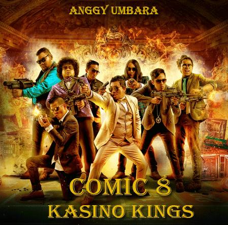 Kritik pedas untuk film Comic 8 : Casino Kings
