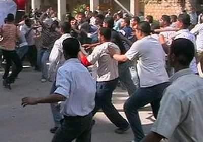 إصابة 4 أشخاص خلال مشاجرة بسبب خلافات الجيرة بسوهاج