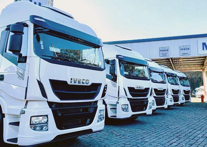 Caminhões IVECO evoluem e conquistam diferentes operações do transporte brasileiro