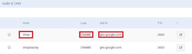 Hướng dẫn cách tạo sub domain tại trang quản trị tên miền