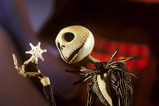 review singkat film the nightmare before christmas
