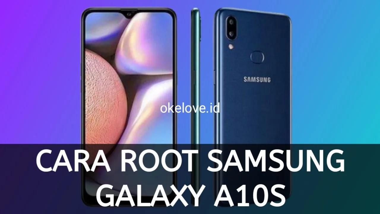 Cara Root Samsung Galaxy A10S Tanpa PC