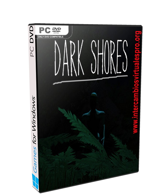 DARK SHORES poster box cover