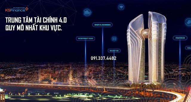 Dự án Sunshine Ks Finance Đà Nẵng-Hà Nội-Sài Gòn Tower căn hộ hạng sang