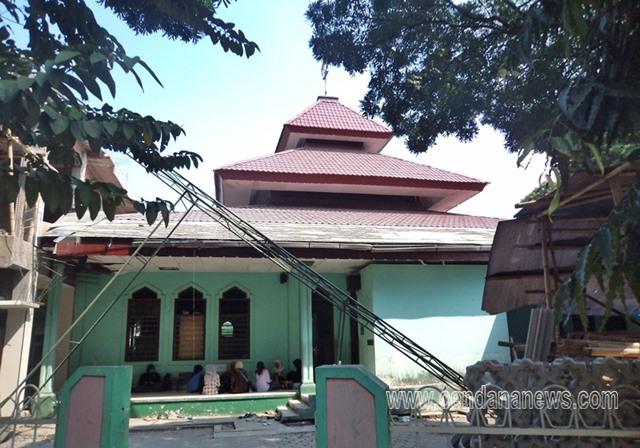 Suasana Sholat Idul Adha Dan Kurban Di Masjid Yamp Ainul Yaqin Malang Cendana News