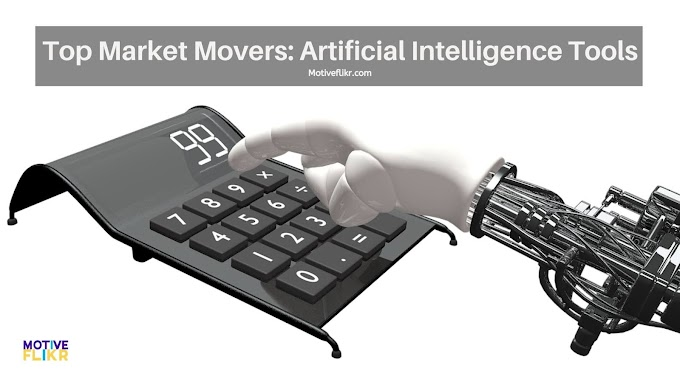 Top Market Movers Artificial Intelligence Tools