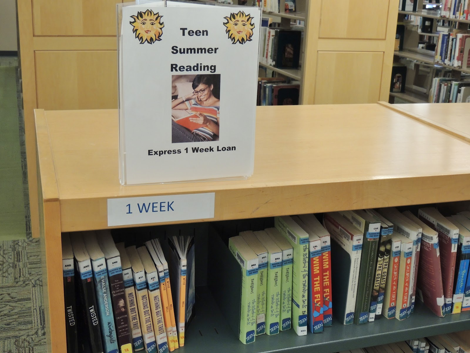Library Teen Blog With Some 93