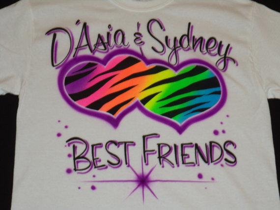 best-friend-airbrush-shirts