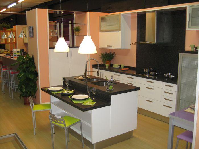 fabricacin de cocinas isla - Cocinas Con Isla
