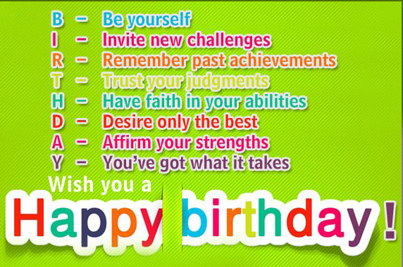Birthday Sms Awesome Happy Birthday Shayari In English Wish Happy Birthday Sms In