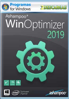 Descargar Ashampoo WinOptimizer full español mega y google drive /