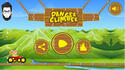 تحميل كود سورس لعبة DANGER CLIMBER - ADDICTIVE ARCADE